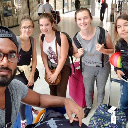 séjour éducatif scolaire italie rome