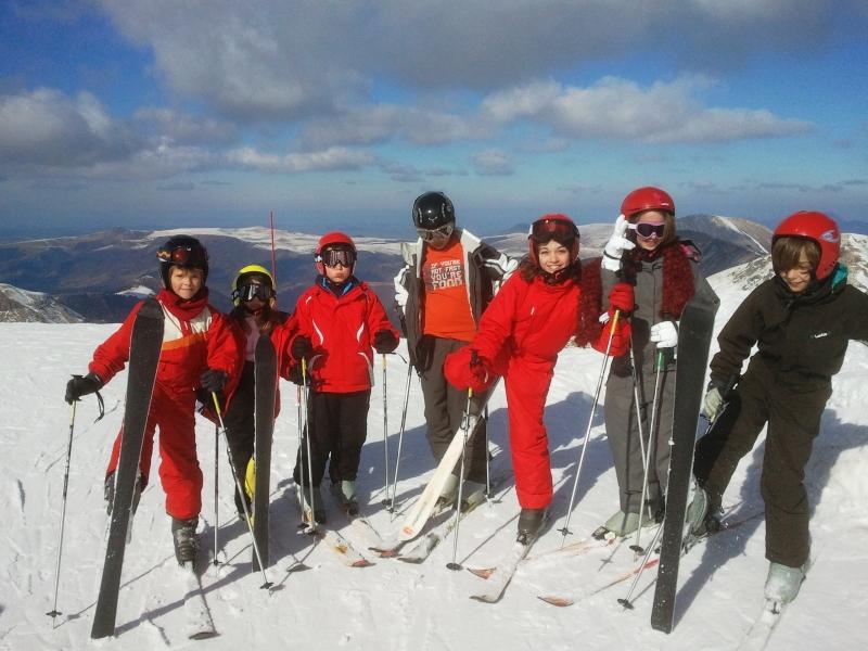 séjour jeune 6-18 ans ski