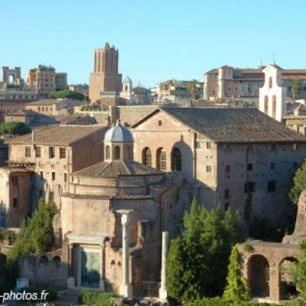 Rome séjour jeune scolaire