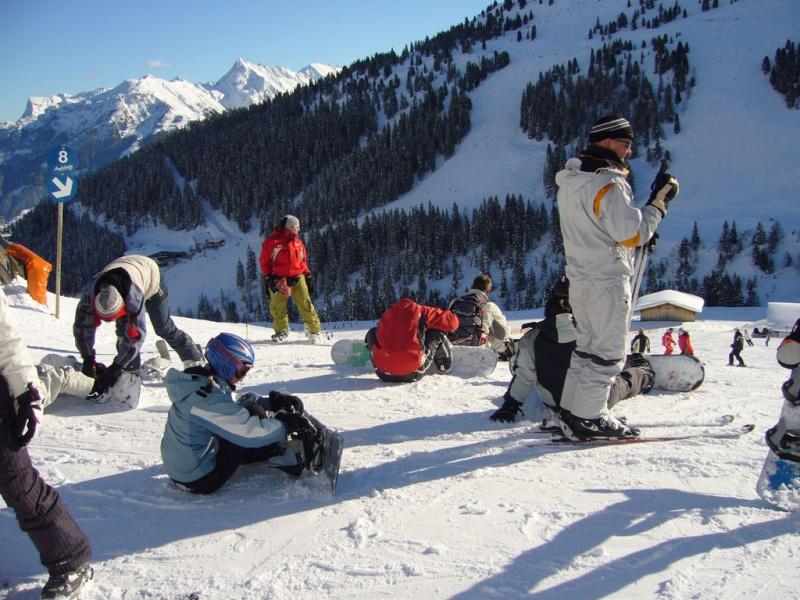 alpes suisses séjour jeune 6-18 ans