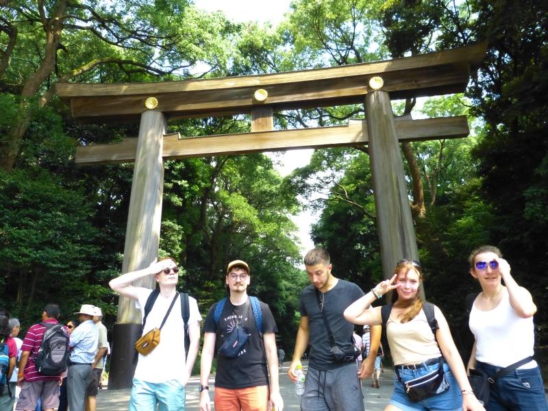 tokyo séjour jeune 18-25 ans japon